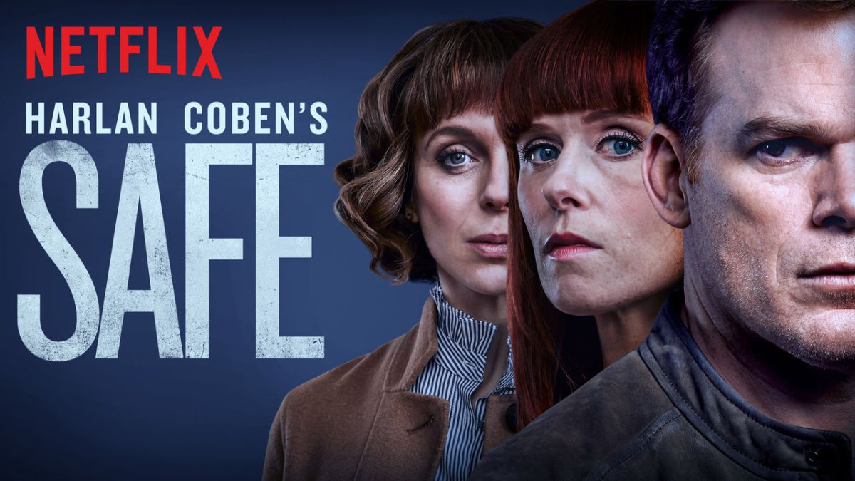 Crítica da Série: 'Harlan Coben's SAFE - 1ª Temporada'