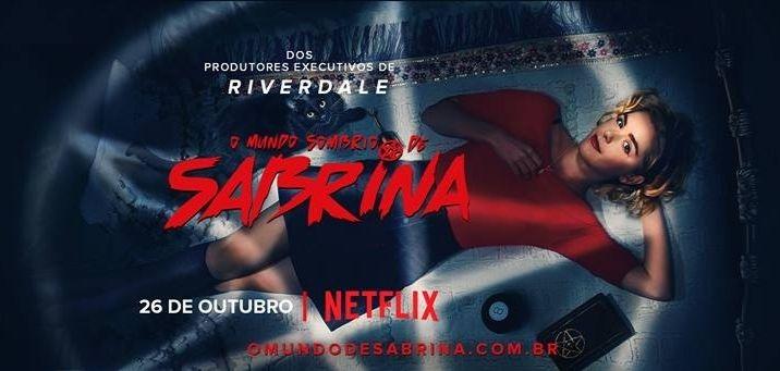 84e79ee0b Semana do Terror   O Mundo Sombrio de Sabrina – 1ª Temporada